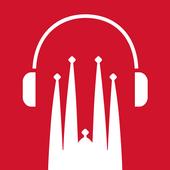 Sagrada Familia App icon