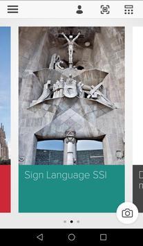 Sagrada Familia App screenshot 1