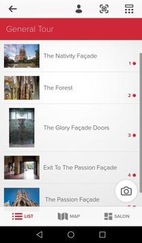 Sagrada Familia App screenshot 2
