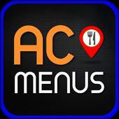 AC Menus Merchant Order Receiving App icon