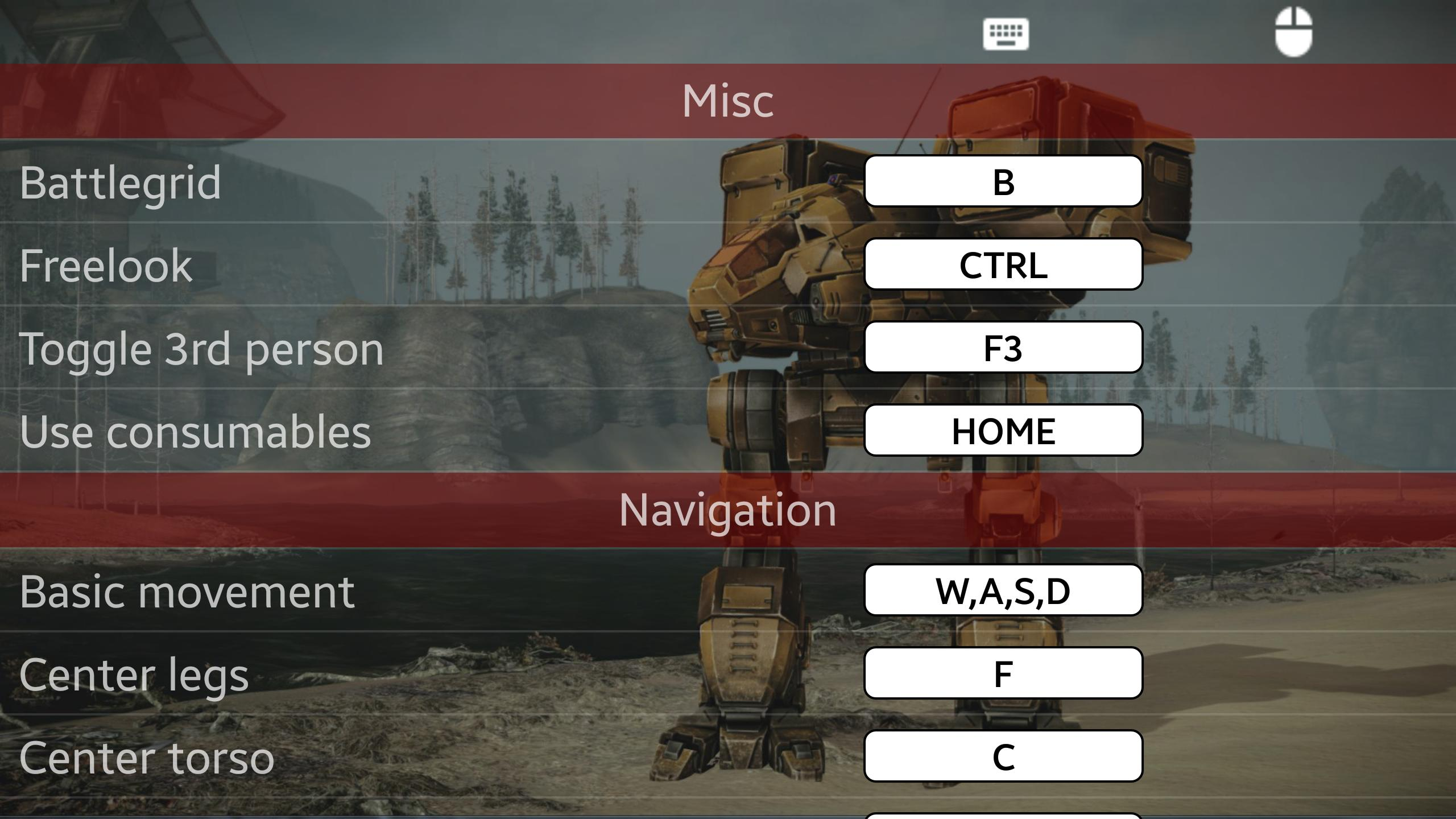 Control Map - PC/console game controller reference for Android - APK