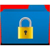 Hide All Files icon