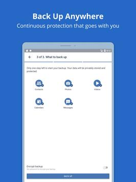 Acronis True Image: Mobile screenshot 11