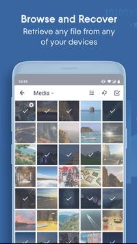 Acronis True Image: Mobile screenshot 4