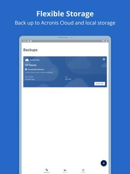 Acronis True Image: Mobile screenshot 5