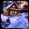 Winter Holiday Live Wallpaper biểu tượng