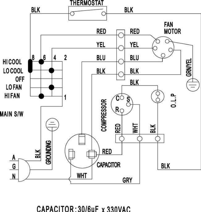 Ac Fuse Diagram