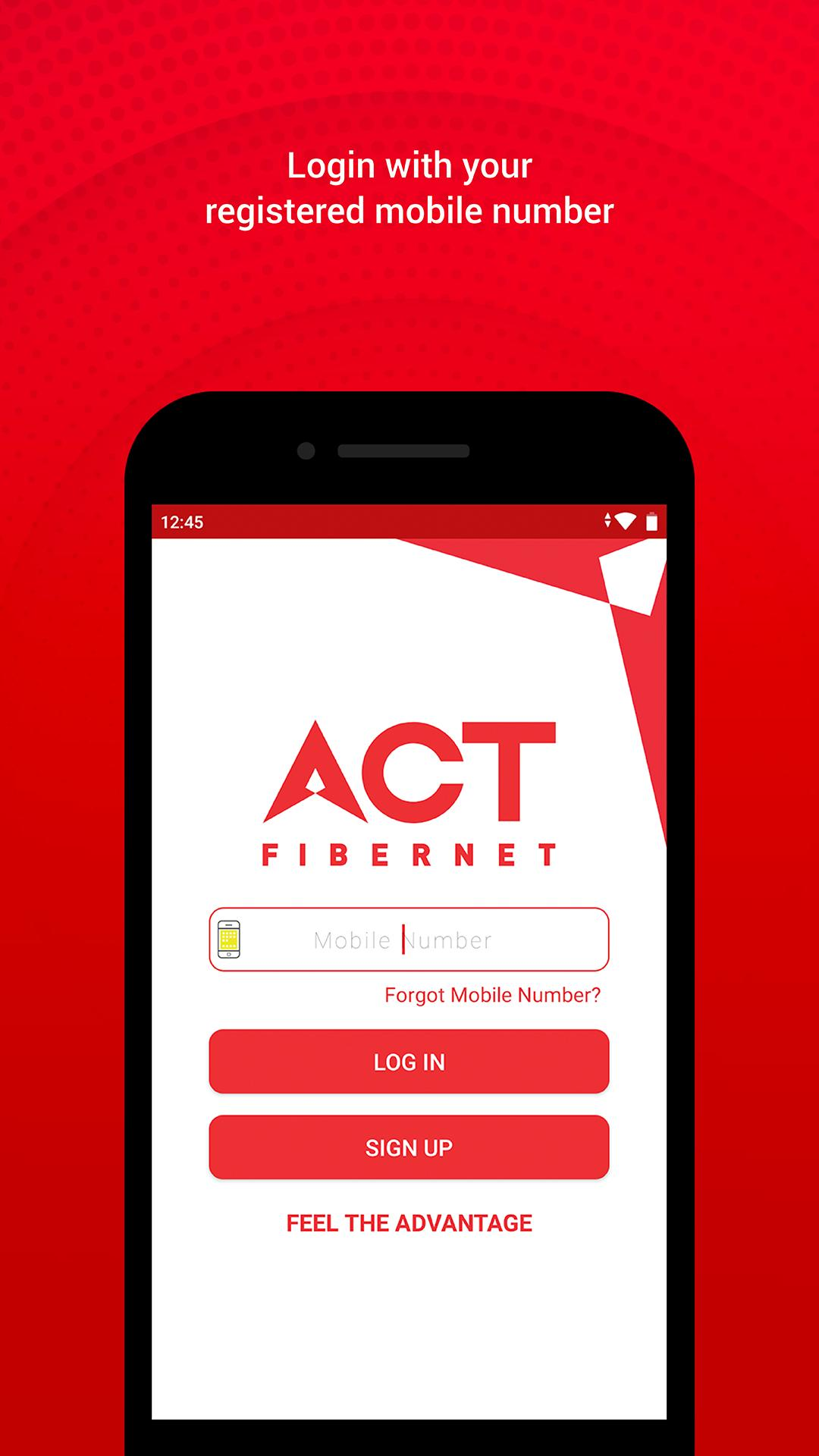 ACT Fibernet for Android - APK Download