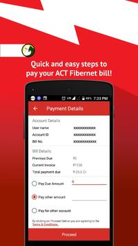 ACT Fibernet screenshot 6