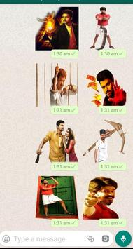 Vijay - Stickers for WhatsApp screenshot 2