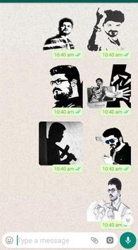 Vijay - Stickers for WhatsApp screenshot 3