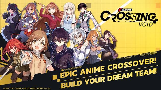 Crossing Void Plakat