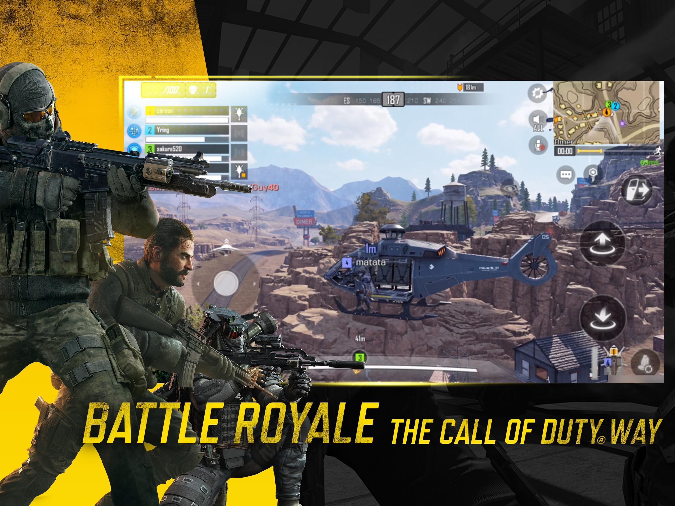 Call of Duty: Legends of War Download - Call of Duty Mobile