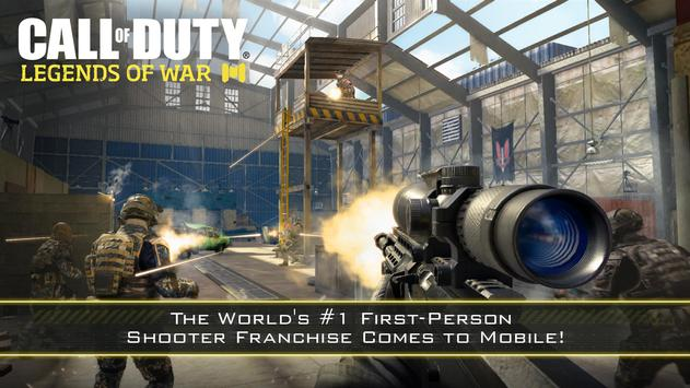 Call of Duty: Legends of War poster
