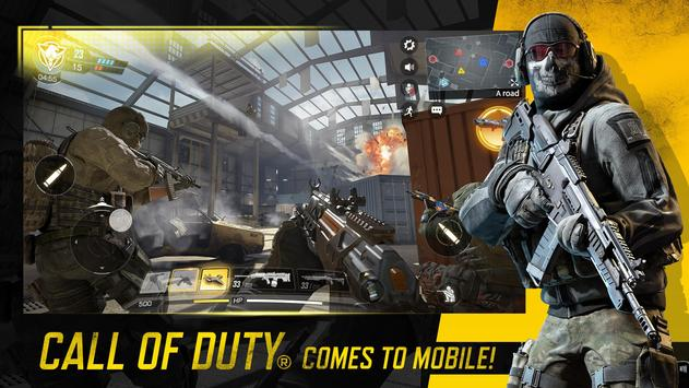 Download Game Call of Duty Mobile 1.0.1 Hack FULL FREE