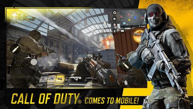 تحميل لعبة Call of Duty للموبايل برابط مباشر