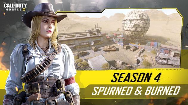 Call of Duty®: Mobile - Season 4: Spurned & Burned poster