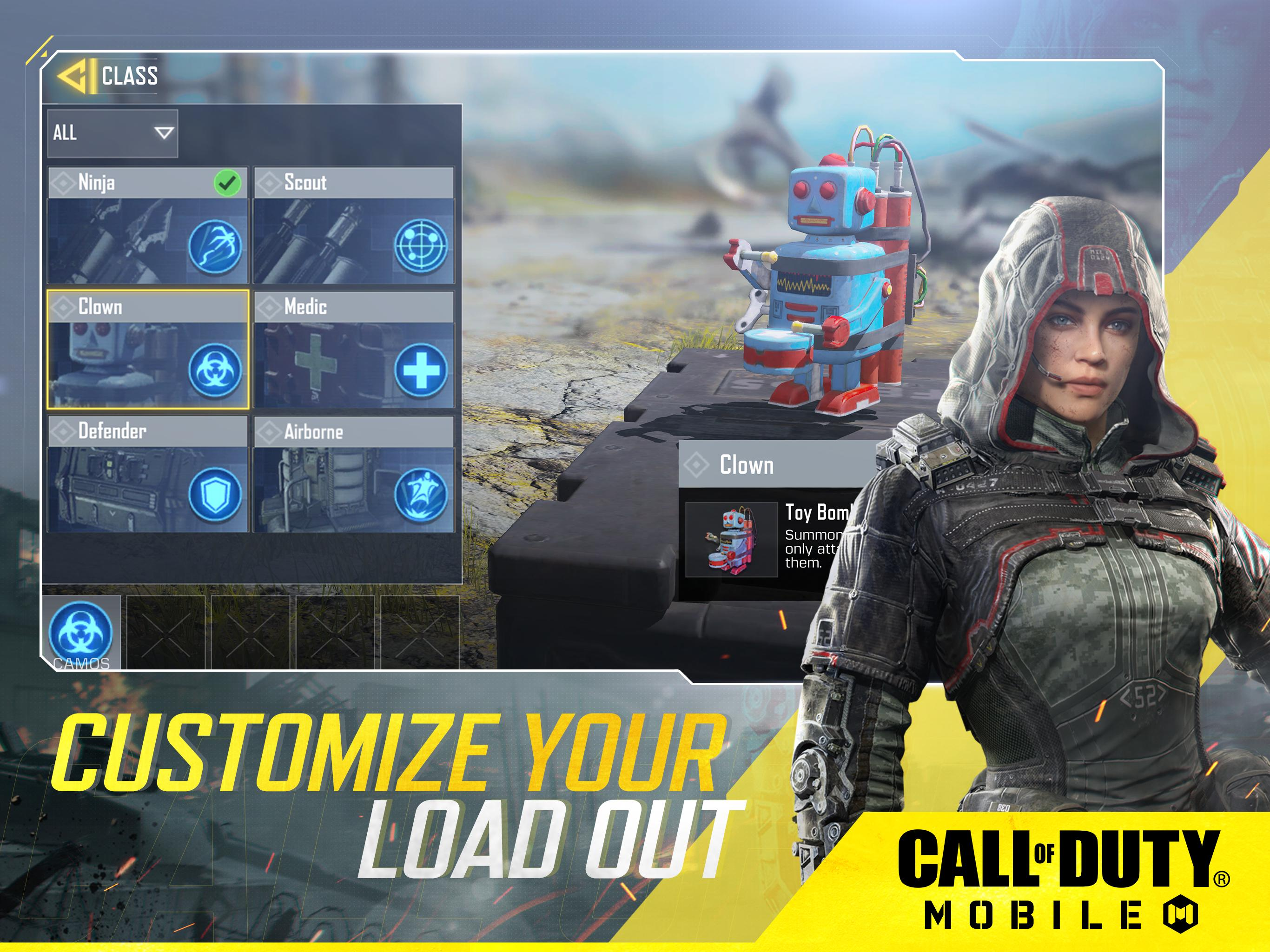 Call Of Duty Mobile Ghost Skin Game And Movie