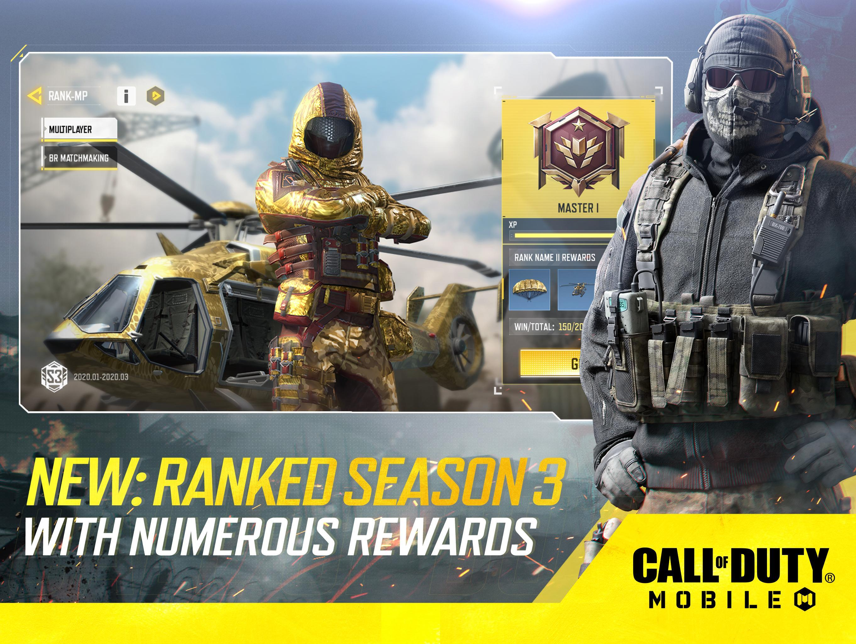 Call of Duty®: Mobile poster
