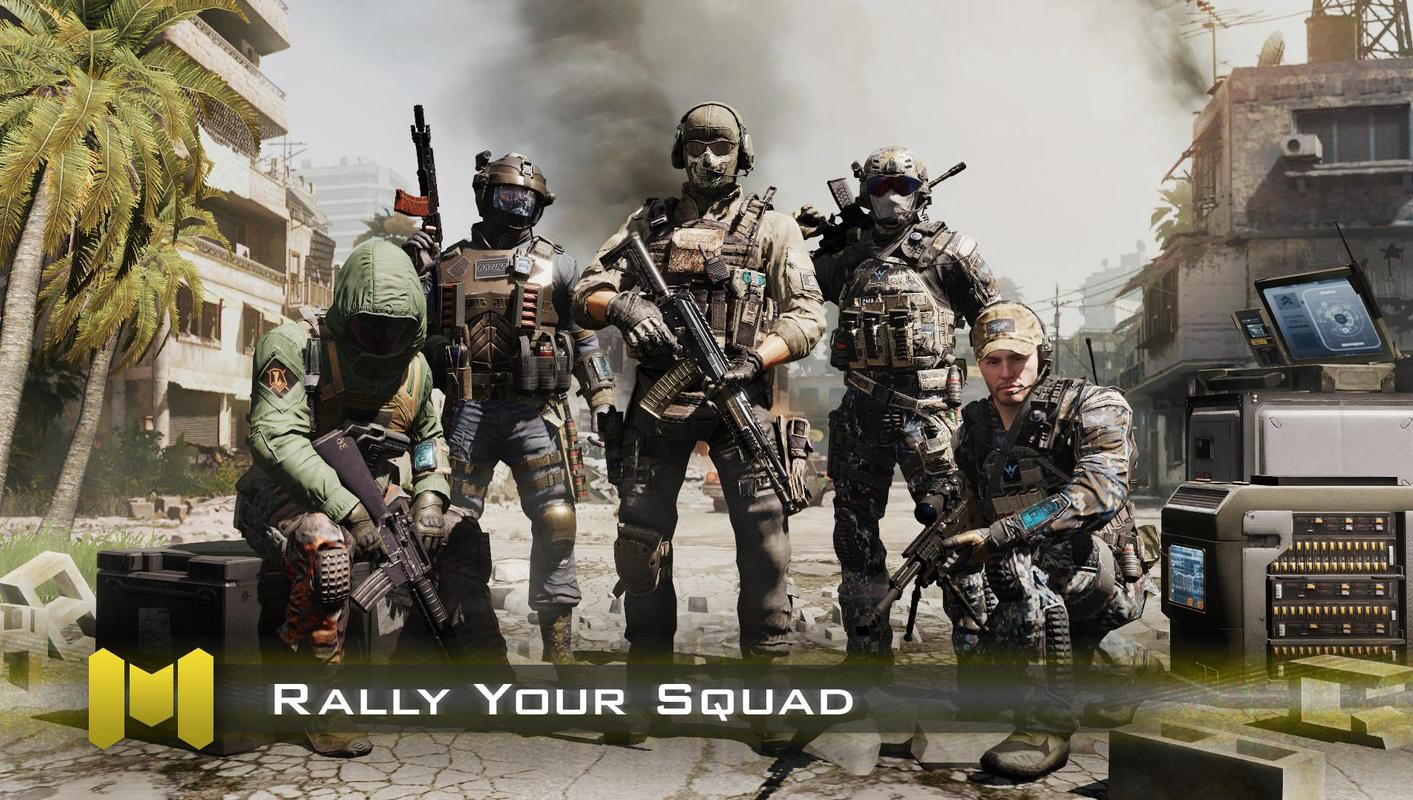 Download Game Call of Duty: Legends of War