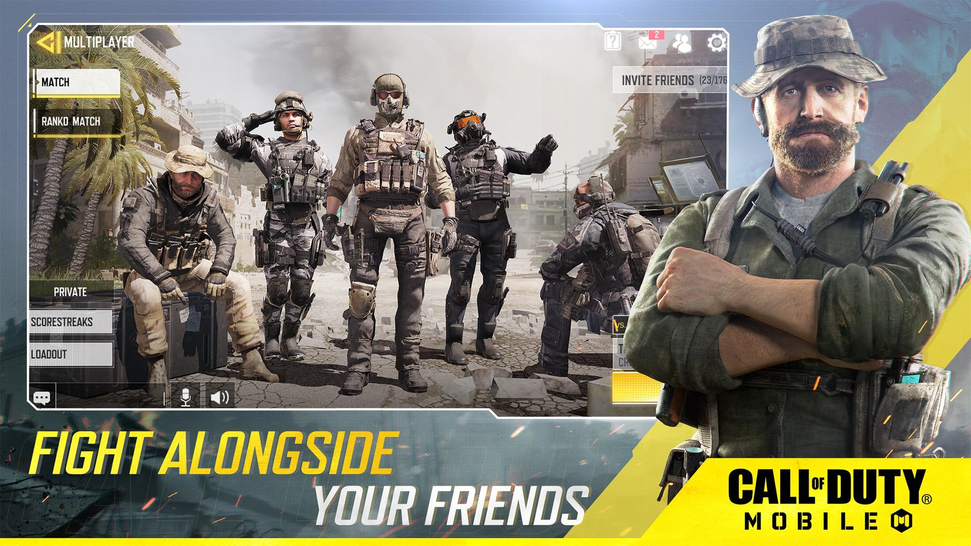 call of duty mobile game free download