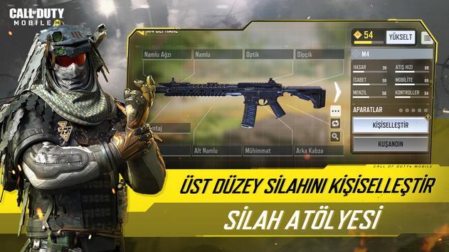 Call of Duty®: Mobile - SEÇKİNLER TAKIMI Ekran Görüntüsü 2