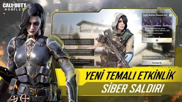 Call of Duty®: Mobile - SEÇKİNLER TAKIMI Ekran Görüntüsü 4