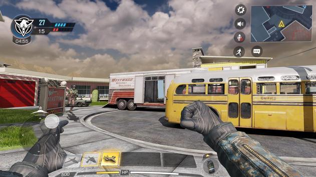 Call of Duty®: Mobile - SEÇKİNLER TAKIMI Ekran Görüntüsü 7