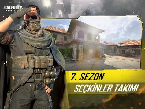 Call of Duty®: Mobile - SEÇKİNLER TAKIMI Ekran Görüntüsü 16