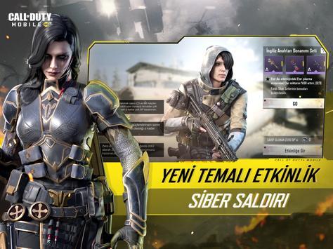 Call of Duty®: Mobile - SEÇKİNLER TAKIMI Ekran Görüntüsü 20
