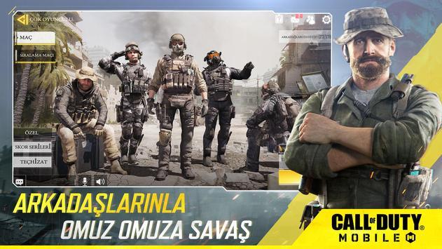 Call of Duty®: Mobile Ekran Görüntüsü 2