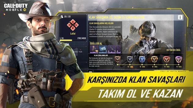 Call of Duty®: Mobile - SEÇKİNLER TAKIMI Ekran Görüntüsü 5