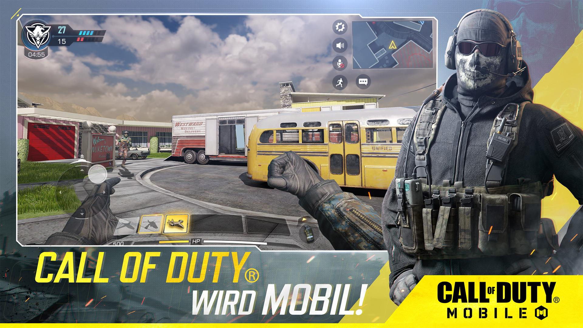 Call Of Duty Mobile Game Download Apk Obb Coinscod.Com ... -