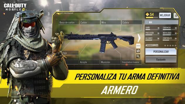 Call of Duty®: Mobile captura de pantalla 4
