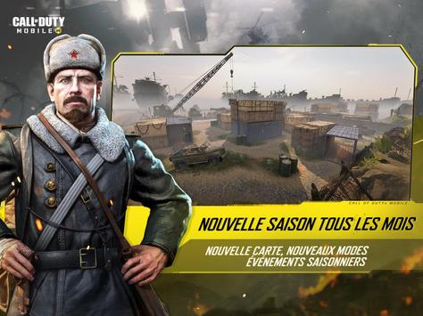 Call of Duty®: Mobile capture d'écran 11