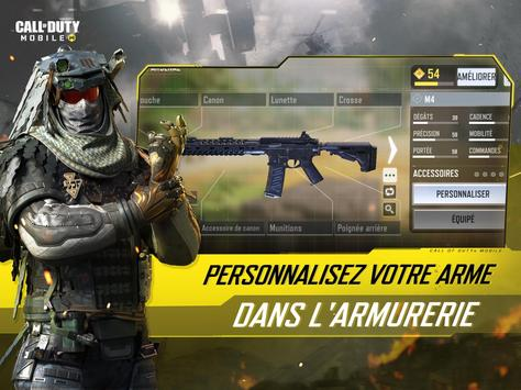 Call of Duty®: Mobile capture d'écran 20