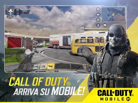 5 Schermata Call of Duty®: Mobile