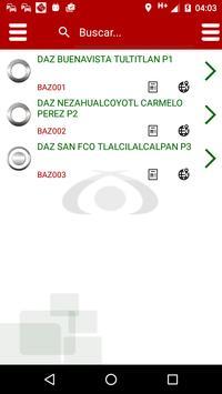 BAZ screenshot 1