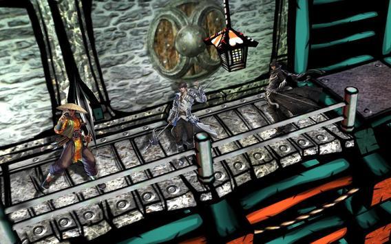Legacy Of Warrior: игра RPG игры скриншот 4