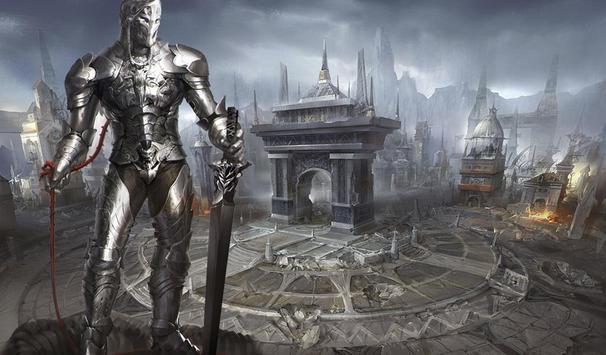 Legacy Of Warrior: игра RPG игры скриншот 5