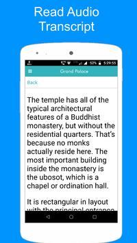 Grand Palace Bangkok Guide screenshot 4