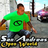 San Andreas Open World icon