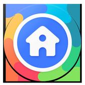 Action Launcher ikona