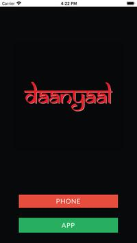 Daanyaal Balti poster
