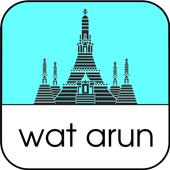 Wat Arun Bangkok Tour Guide icon