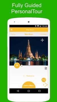 Wat Arun Bangkok Tour Guide poster