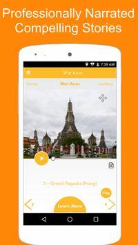 Wat Arun Bangkok Tour Guide screenshot 2