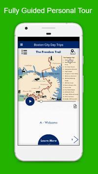 Boston Tours poster