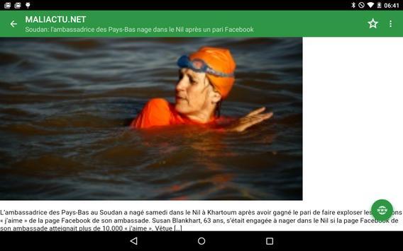 Mali : Actualité au Mali screenshot 11