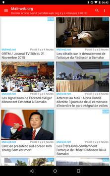 Mali : Actualité au Mali screenshot 12